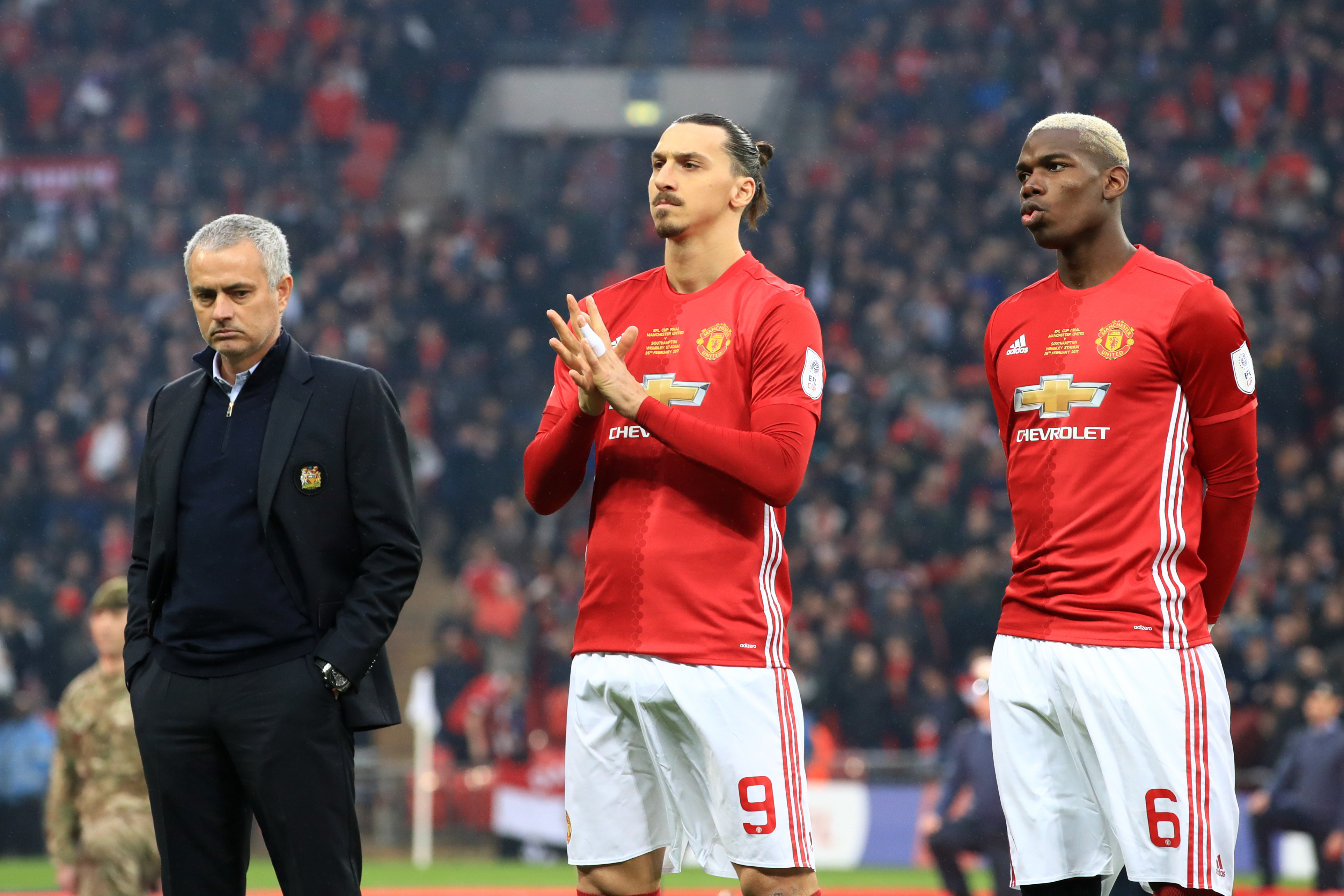 Zlatan Ibrahimovic this winter could move to FC