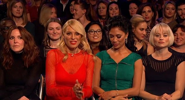 Nicole Scherzinger sets record straight about Tess Daly chat