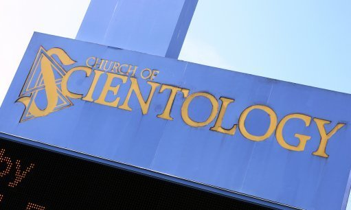 Chan offered some revealing insights about the Church of Scientology. Credit: PA