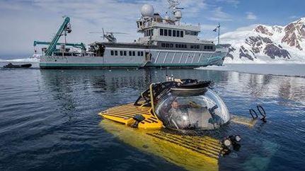 Deepest Dive Ever In Antarctica Reveals Sea Floor Full Of Life