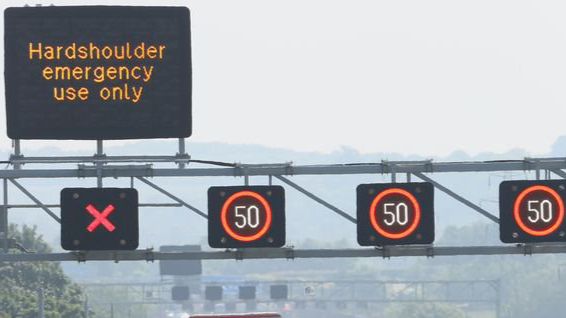 Drivers Could Face New Penalties For Ignoring Smart Signs On Motorways