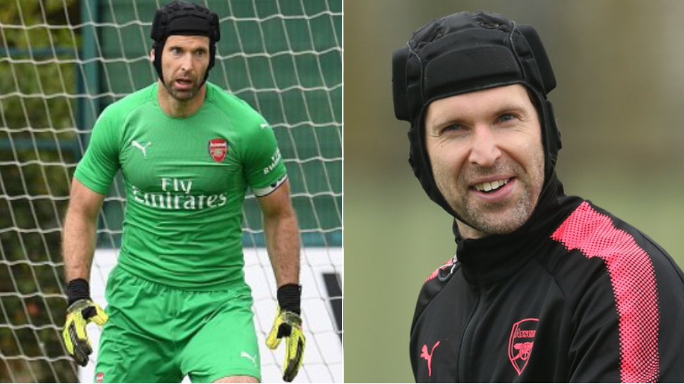 Petr Cech Arrives To Pre-Season Looking Absolutely Ripped And Nobody Can Believe It