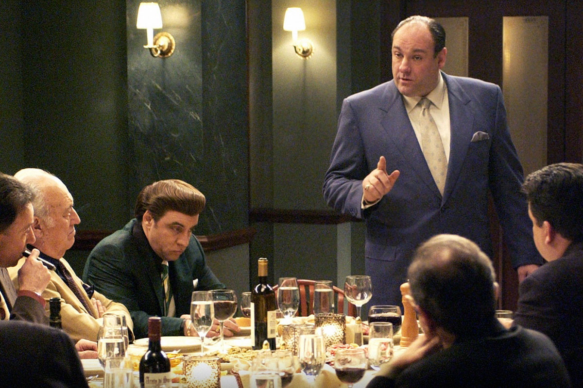 Bada-bing! The Sopranos set for movie prequel