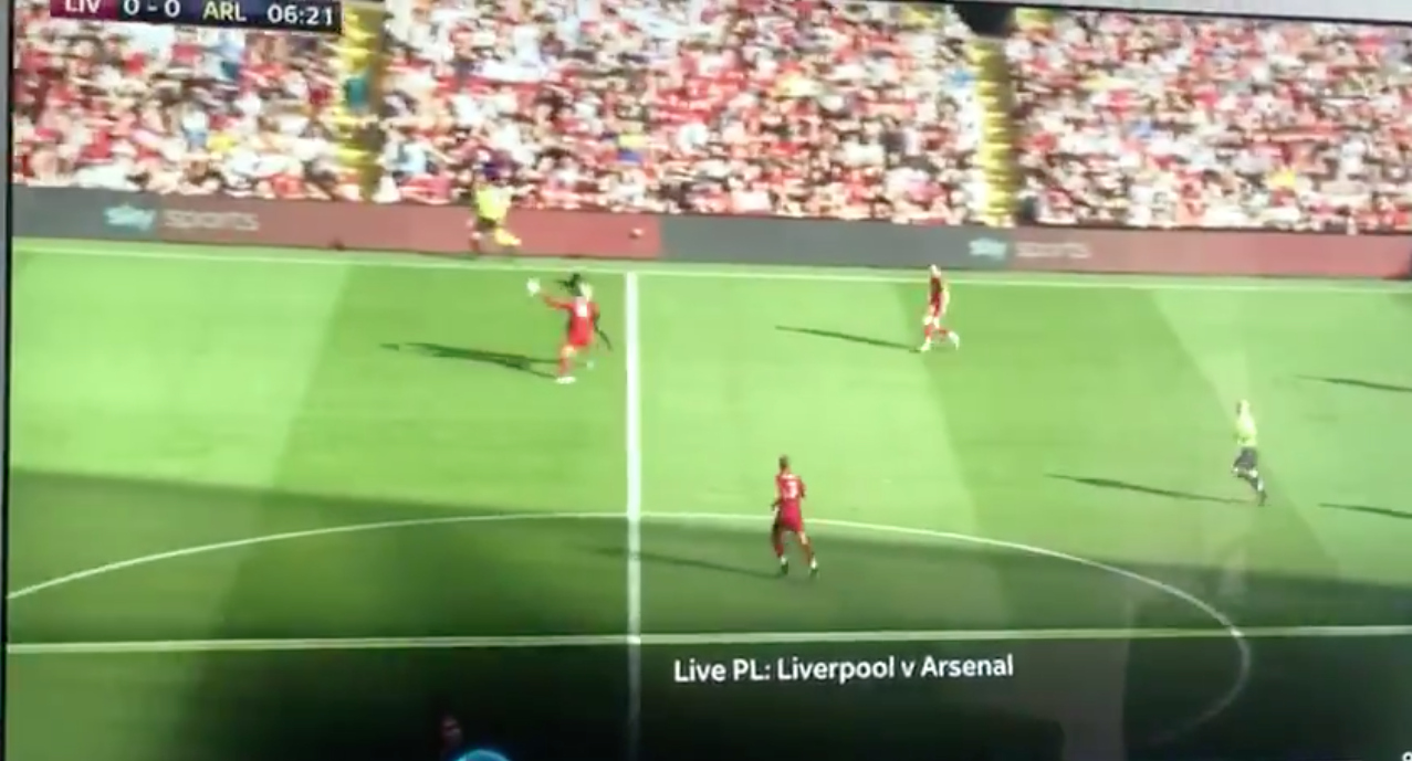 Liverpool 3-1 Arsenal: Did the Reds get reverse Drake'd yesterday?