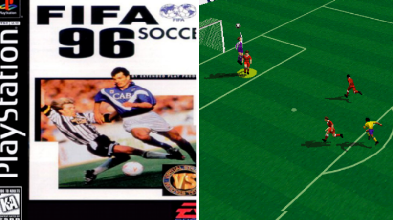 The One Player From FIFA 96 Still Playing Professionally Today