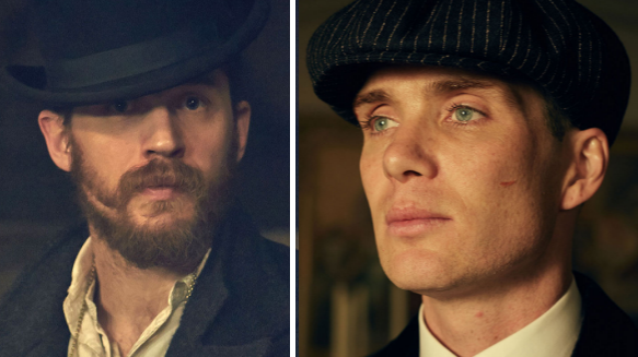 Tom Hardy Has Been Spotted On The Set Of 'Peaky Blinders ...