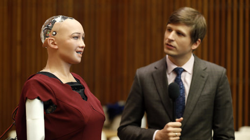 Creepy Humanoid Robot Declares It Wants A Family And A Career