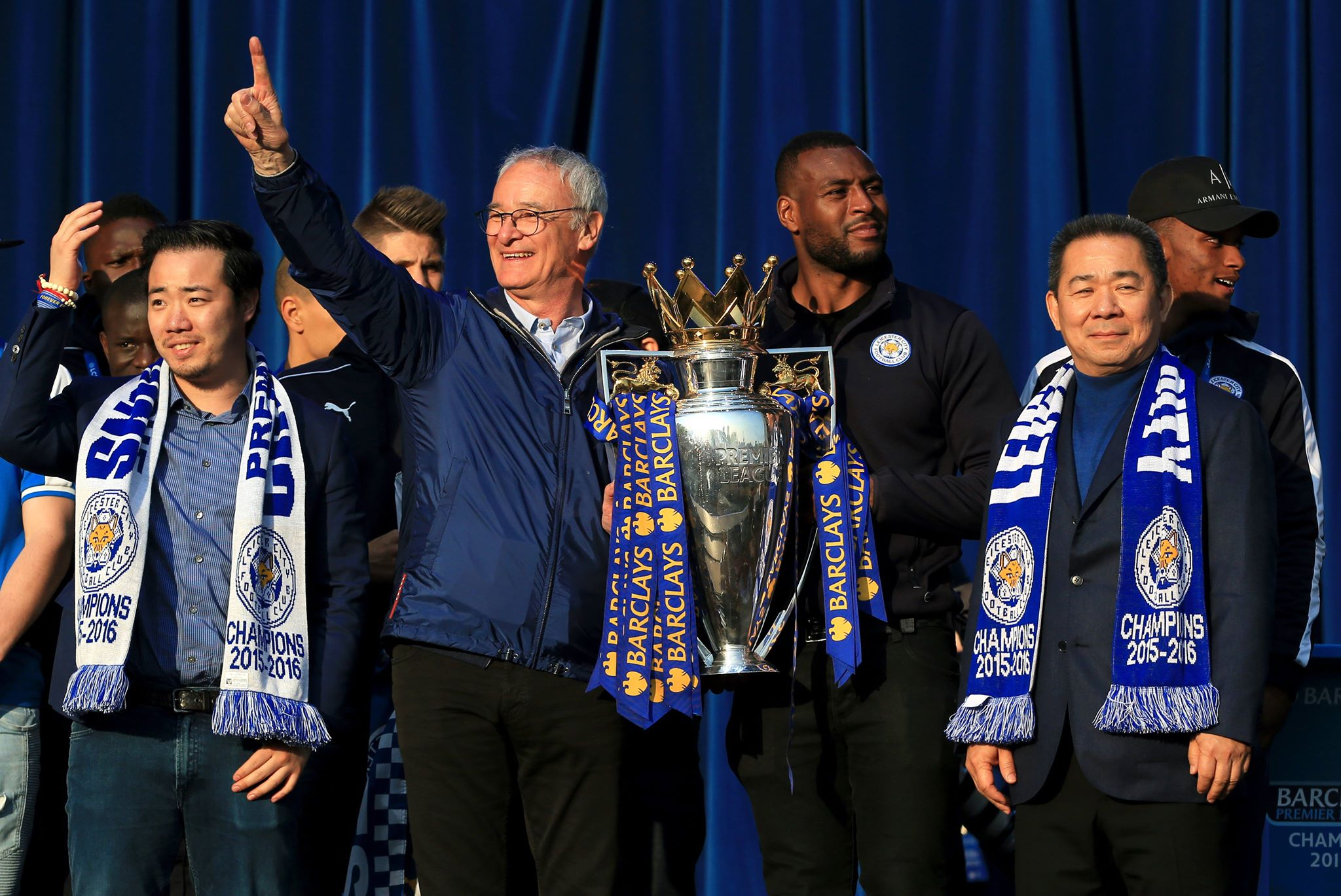Claude Puel: Vichai Srivaddhanaprabha made Leicester City a family