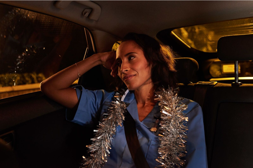 NHS Staff To Get Free Uber Rides Over Christmas Period. Credit: NHS England