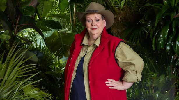 Anne Hegerty has been praised for her bravery on On 'I'm A Celebrity'. Credit: ITV