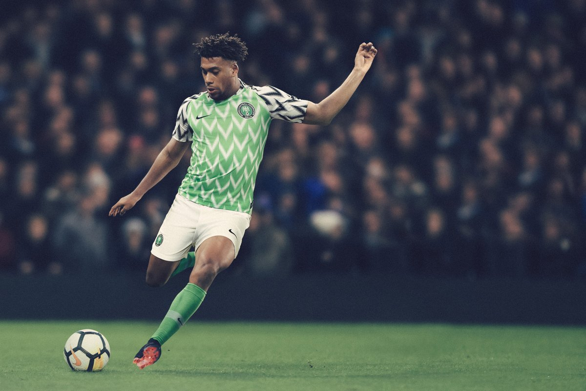 Nigeria s Beautiful 2018 World Cup Collection Is Finally Here ... 433d32d47