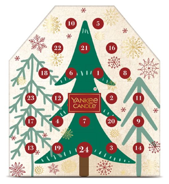 Boots is selling a 2020 Yankee Candle Advent Calendar too (Credit: Boots/ Yankee Candle)