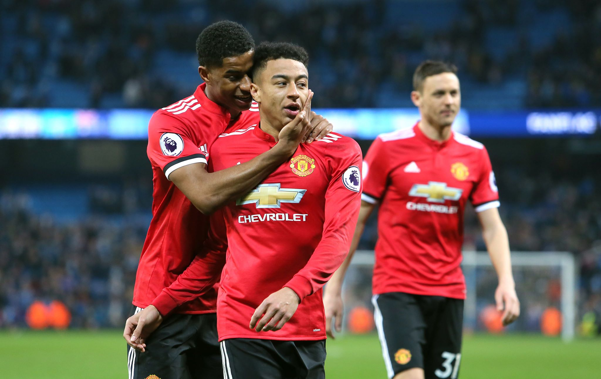 f96e99813501af Marcus Rashford Reveals Brilliant Gift Received From Cristiano ...
