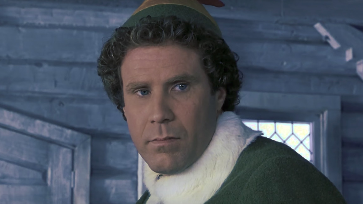 ​Someone Re-Cut The 'Elf' Trailer Into A Thriller And It's Both Hilarious And Scary