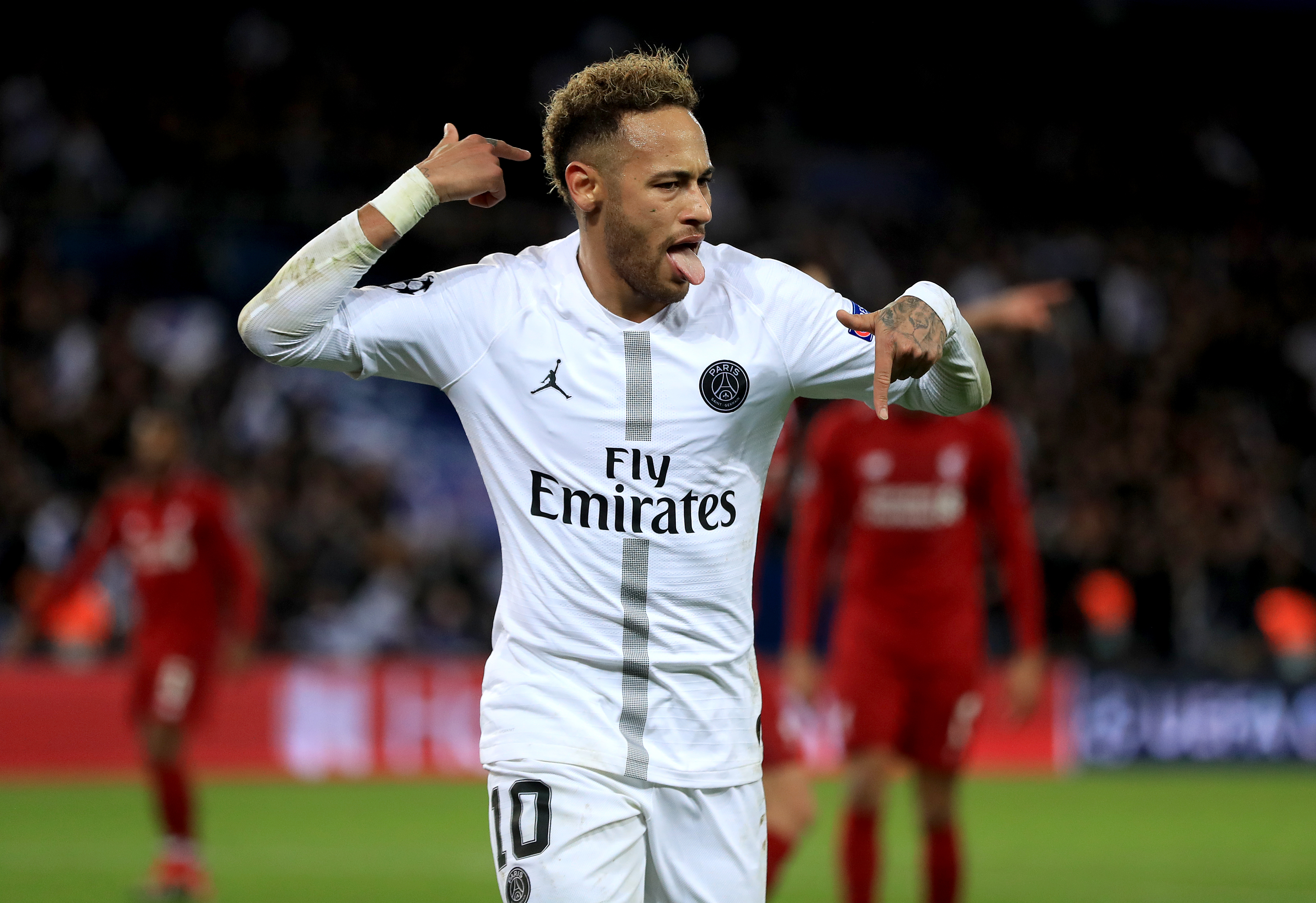 the best attitude 1bd24 72dae Neymar Has Decided He Wants To Leave PSG This Summer ...