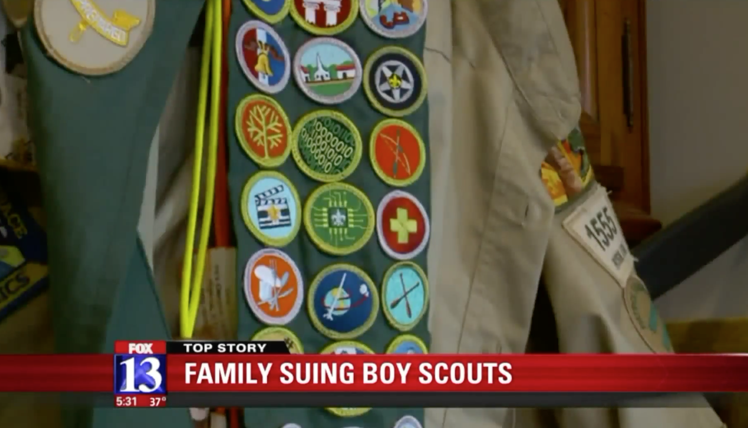 Family of Down Syndrome boy sues after Boy Scouts reject his achievements