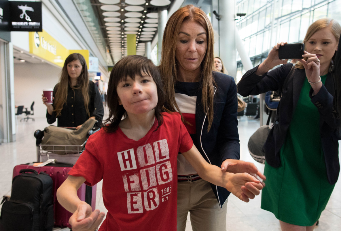 Billy Caldwell Moved To London To Fight For Medical Cannabis Access
