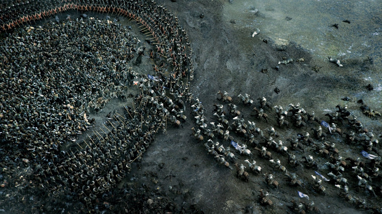 Game of Thrones took 55 nights to film new epic battle scene