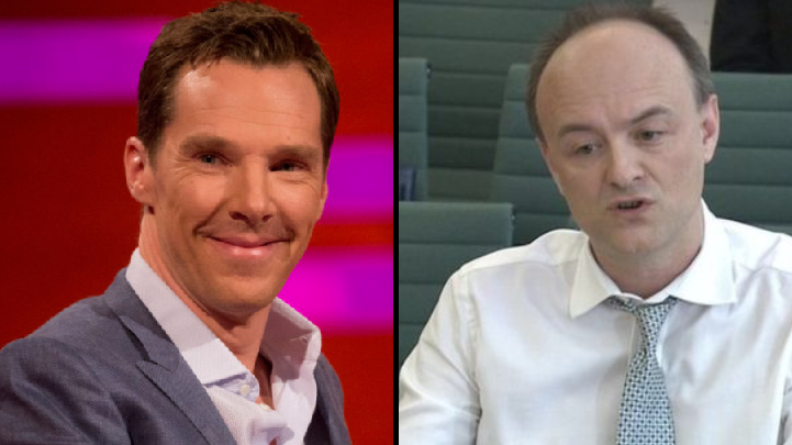 Benedict Cumberbatch Ditches Hair For New Channel 4 Role