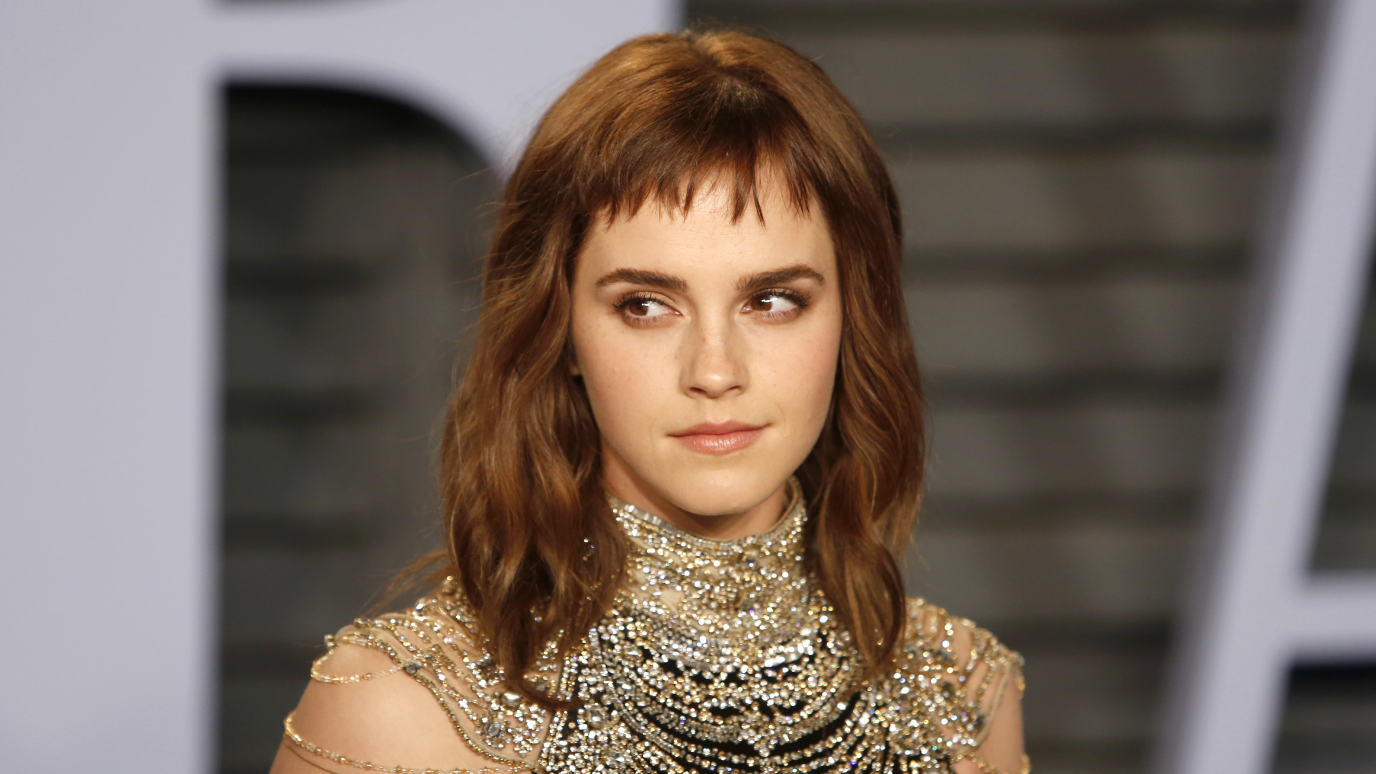 ​Emma Watson Speaks Out About 'Time's Up' Tattoo Mistake