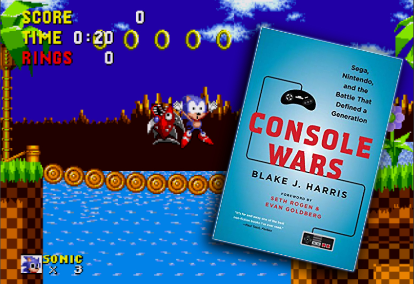 Legendary Adapts 'Console Wars' Novel About Sega, Nintendo Into Limited TV Series