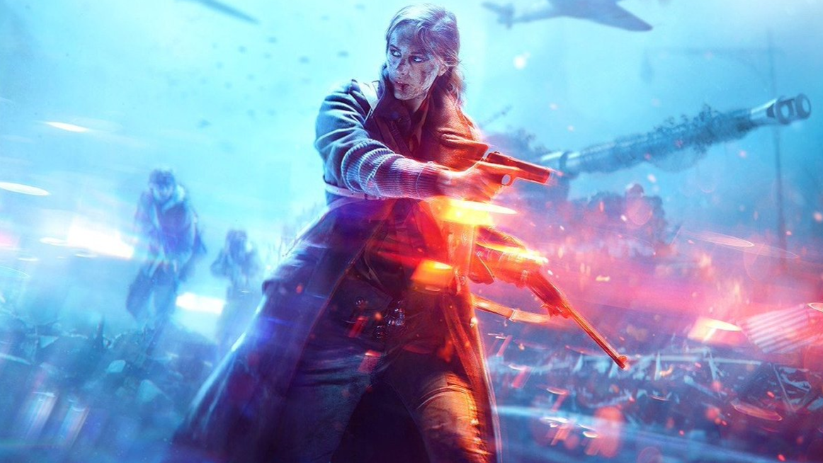 New Battlefield V gameplay shows destructive WW2 chaos