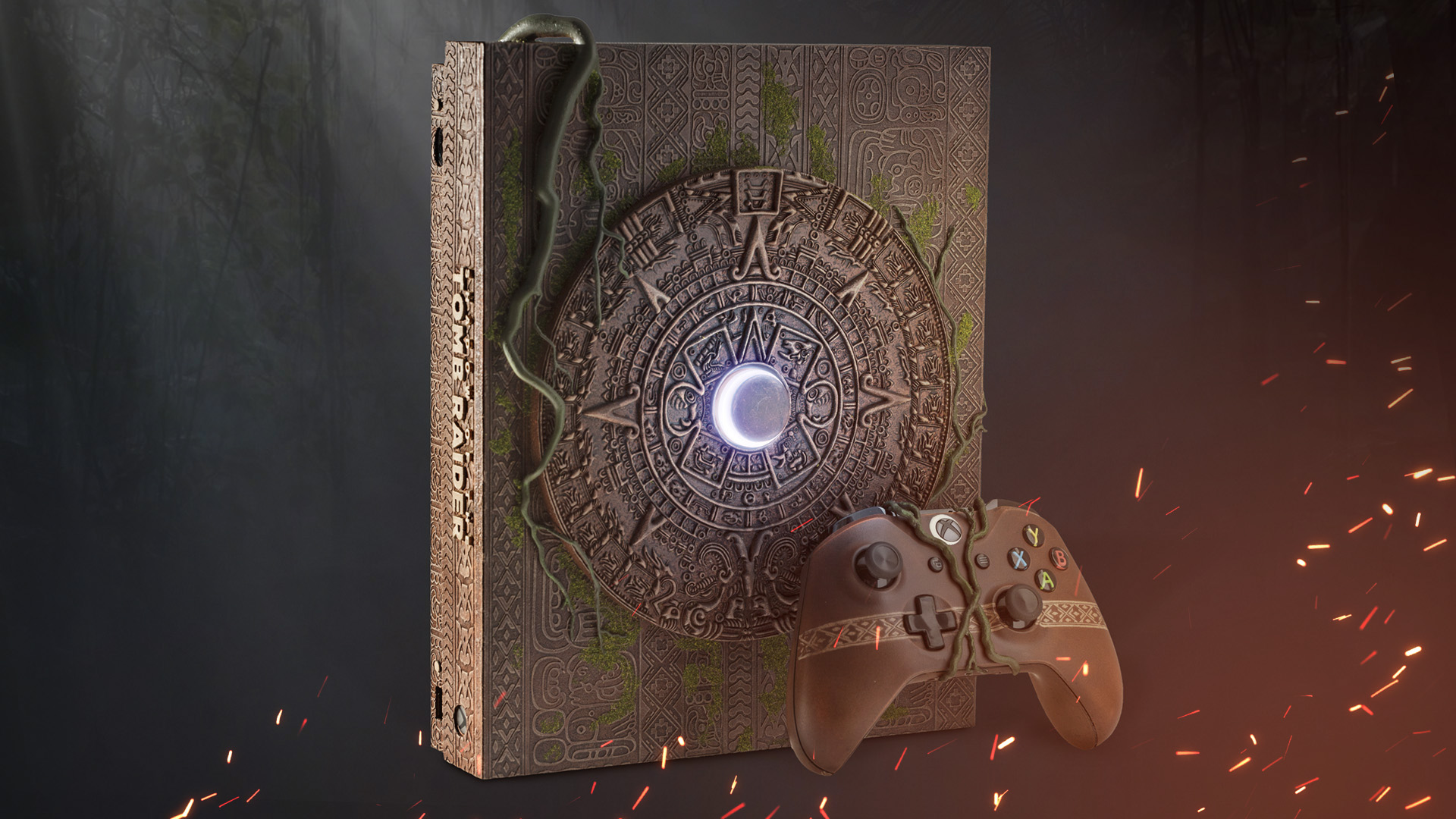 How To Get The Only Shadow Of The Tomb Raider Xbox One X Ladbible