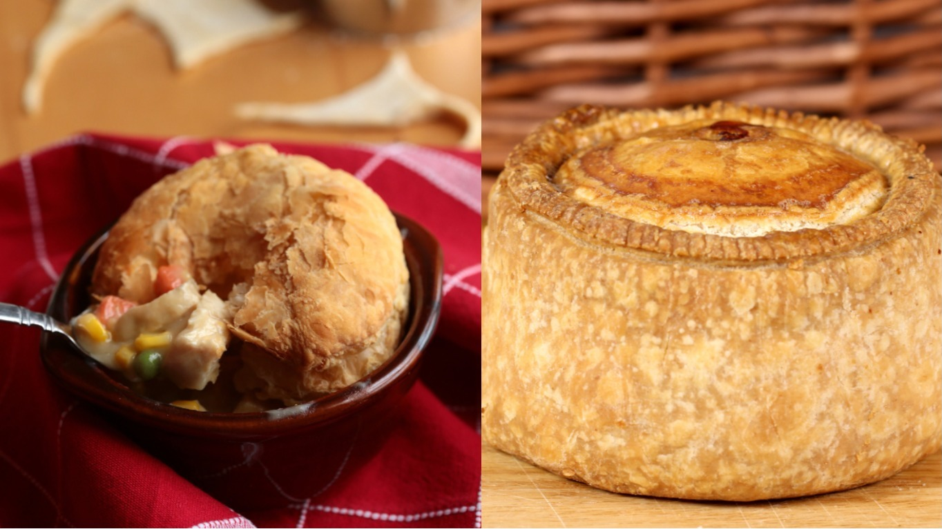 ​People On Twitter Are Arguing About 'Fraudulent Pies' And It's About As British As It Gets