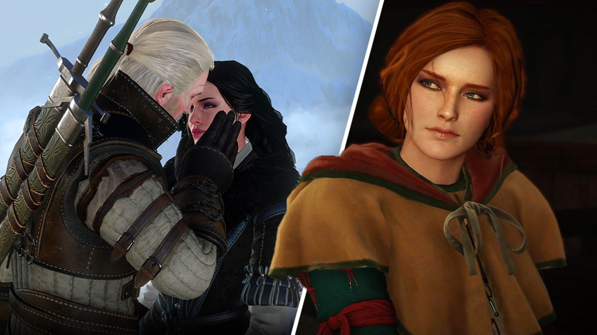 Sex hunt watch 3 wild all scenes witcher the all the