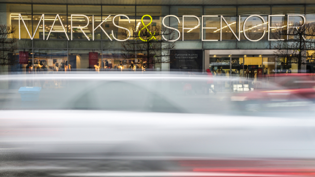 Marks & Spencer Binned Almost £10,000 Worth Of Food Which Should Have Gone To Charity