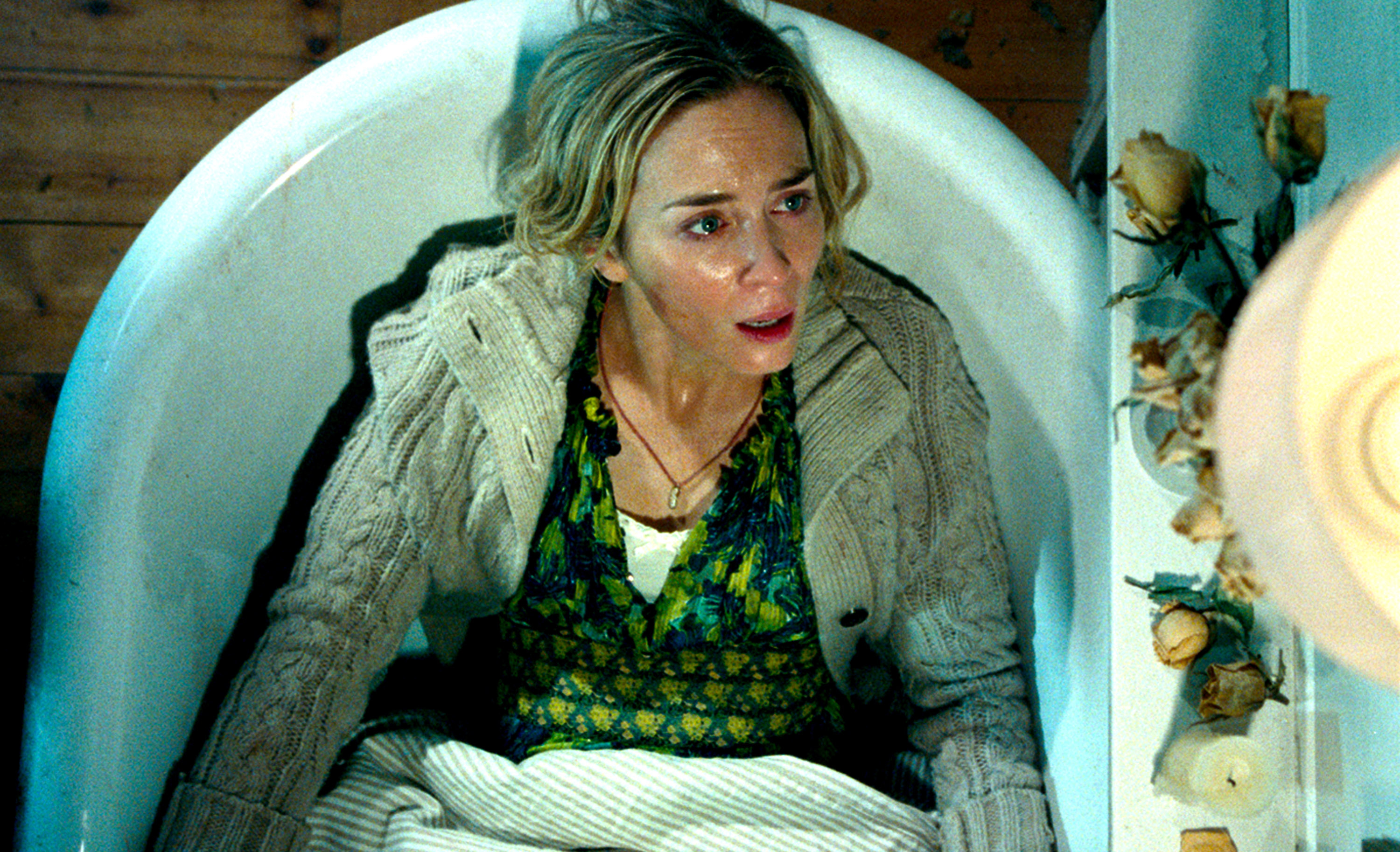 'A Quiet Place' starring Emily Blunt is one creepy trailer