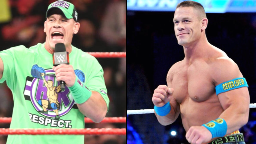 John Cena Has Got A New Haircut And People Think He Looks