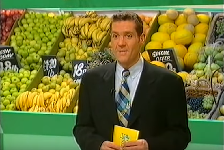 The show was originally hosted by Dale Winton. Credit: ITV