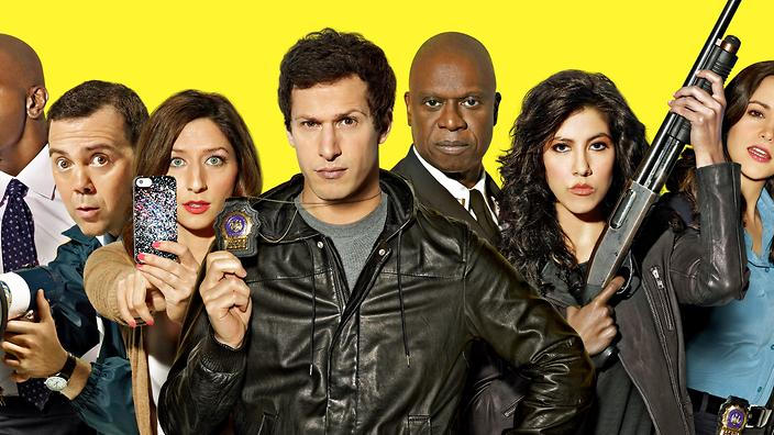 The cast of 'Brooklyn Nine Nine'. Credit: NBC
