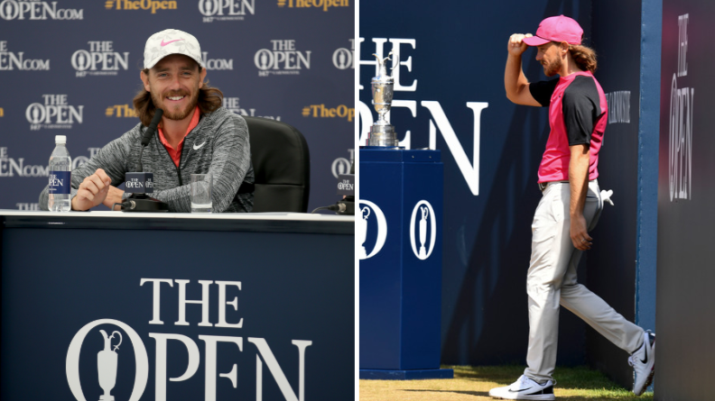 Open Championship Accidentally Pay The Wrong Tommy Fleetwood