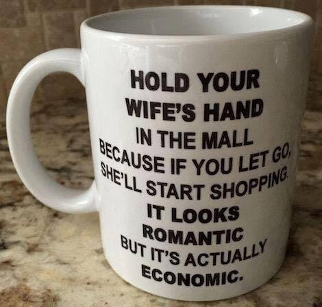 For your economy...