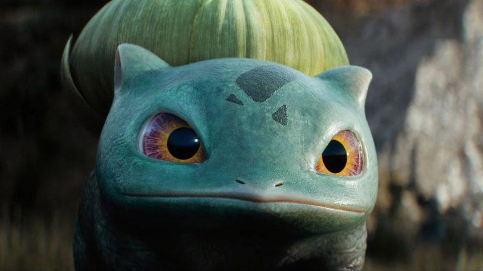 Detective Pikachu (Bulbasaur) / Credit: Warner Bros Pictures, The Pokémon Company