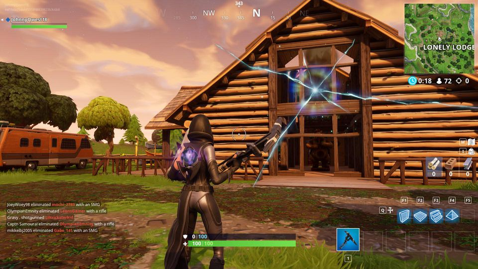 Fortnite's Playground Limited-Time Mode is Now Live