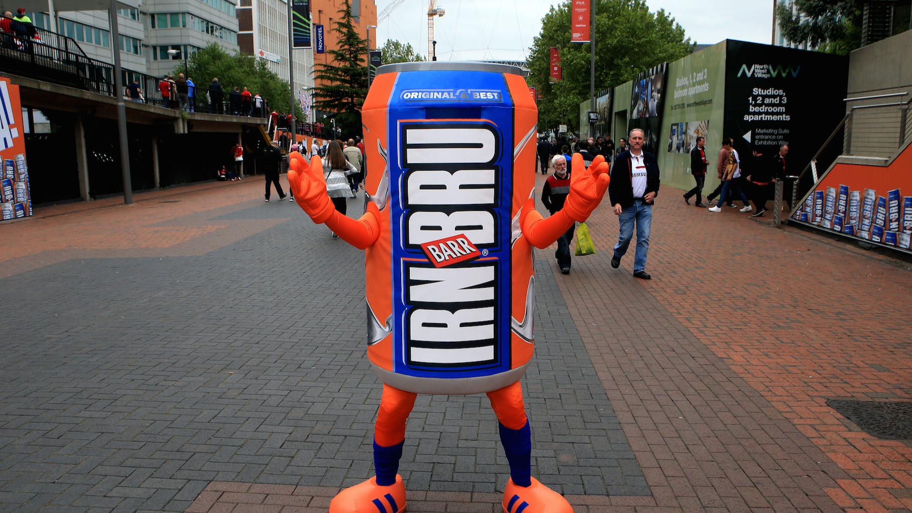 Sorry Guys But The Full-Sugar Version Of Irn Bru Is Officially Over
