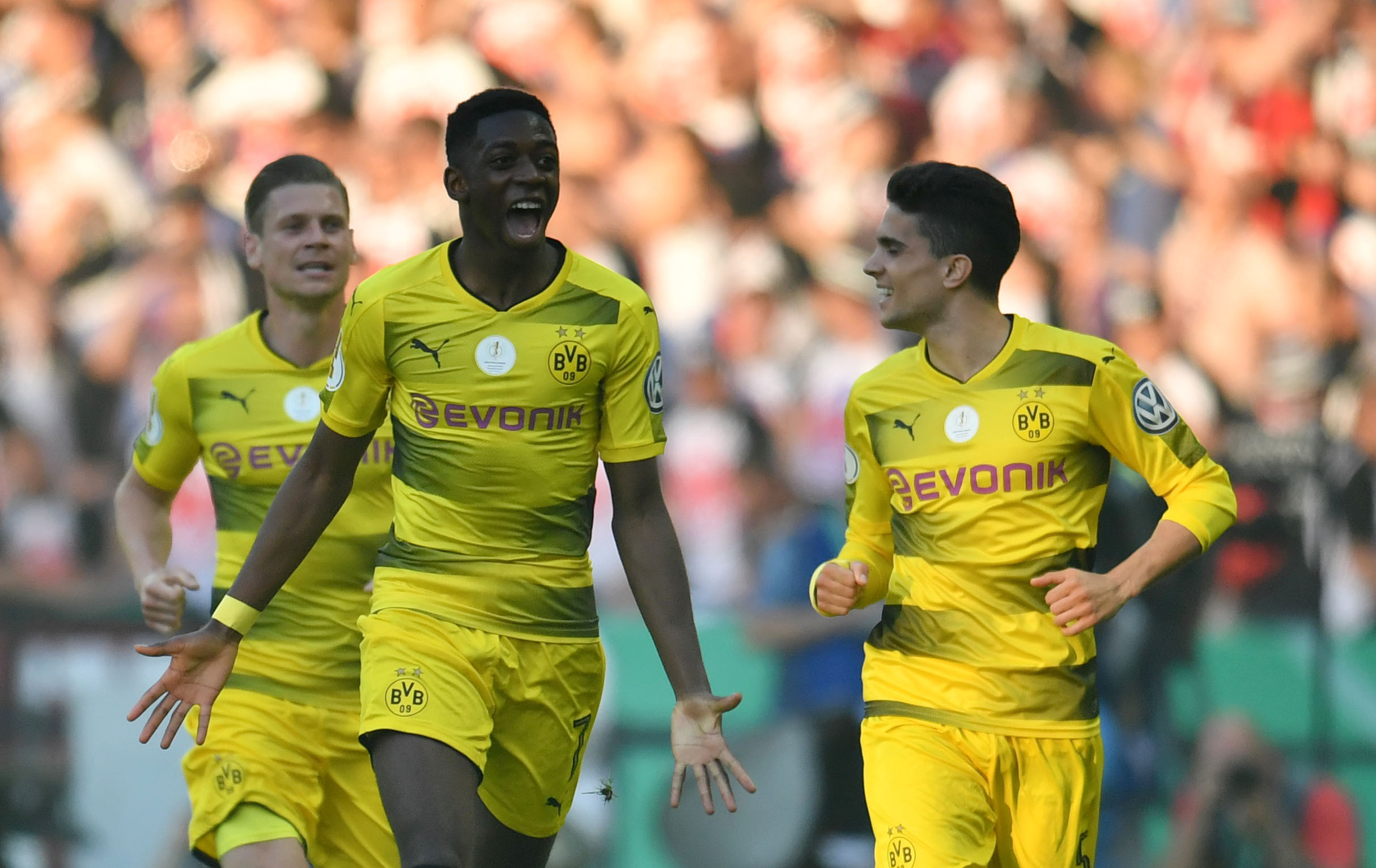 Borussia Dortmund tell Barcelona their price for Ousmane Dembele
