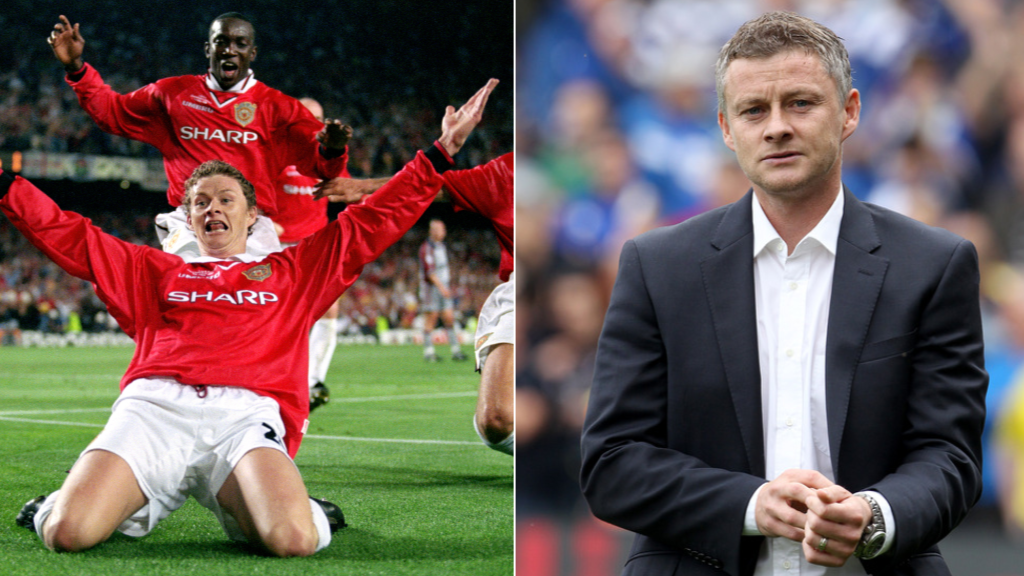 Manchester United Announce Ole Gunnar Solskjaer As Interim Manager