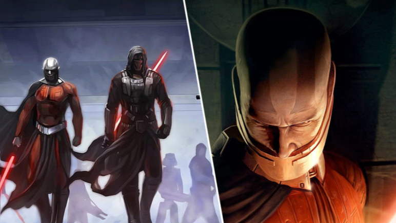 Kotor S Darth Revan Is Star Wars Canon Now Thanks To The Rise Of Skywalker Ladbible