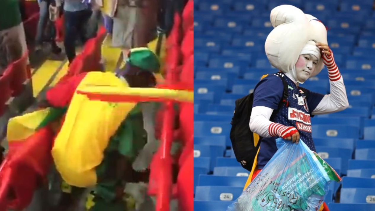 Japan And Senegal Supporters Nominated For FIFA Fan Award