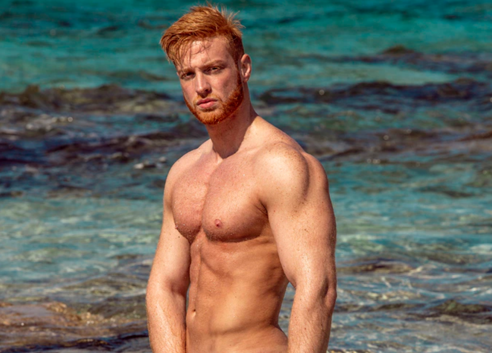 Do you fancy yourself as a red hot ginger? Credit: Red Hot