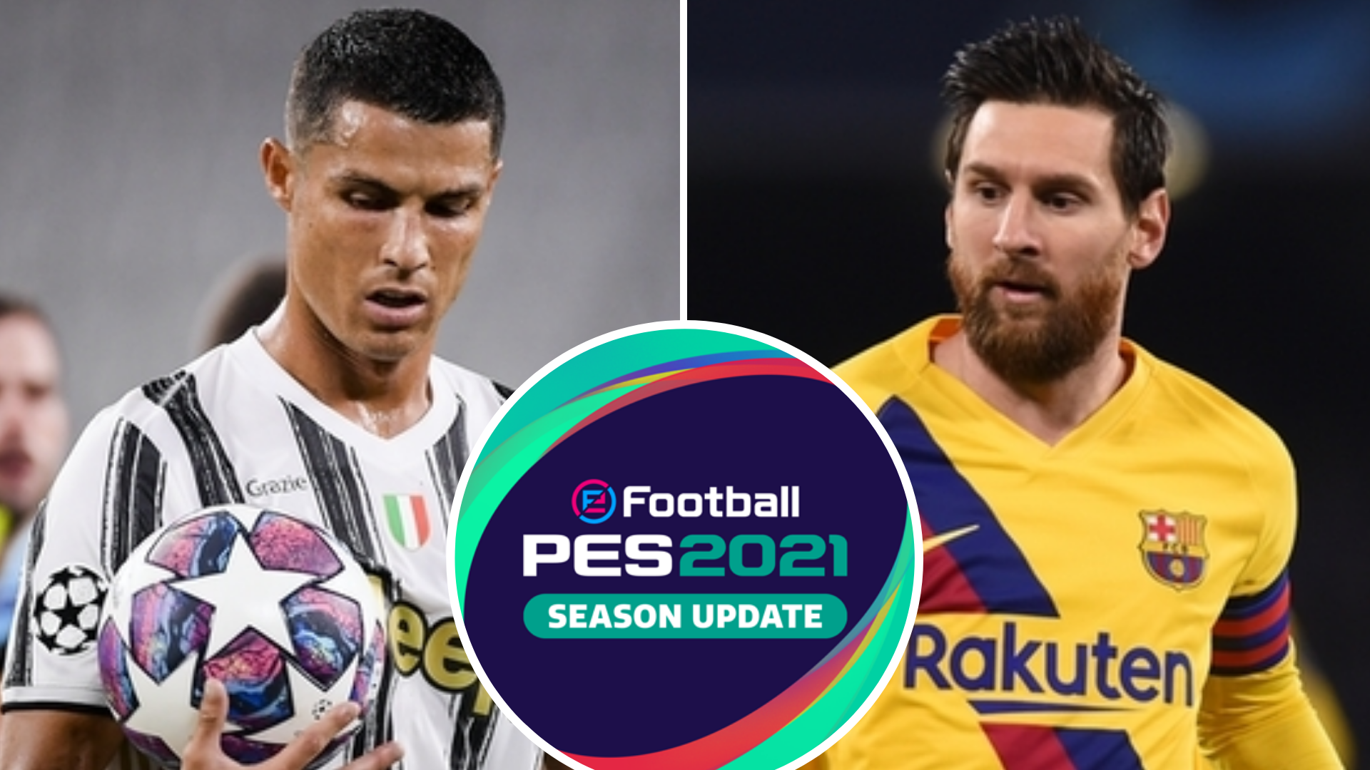 Cristiano Ronaldo And Lionel Messi S Overall Ratings Finally Revealed In Pes 2021 Sportbible