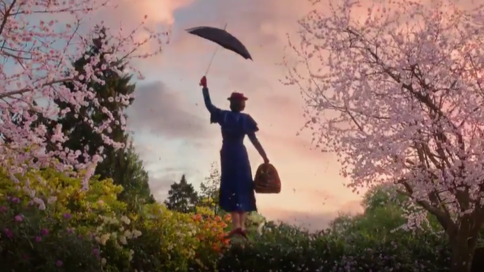 Here's Everything You Need To Know About Mary Poppins Returns