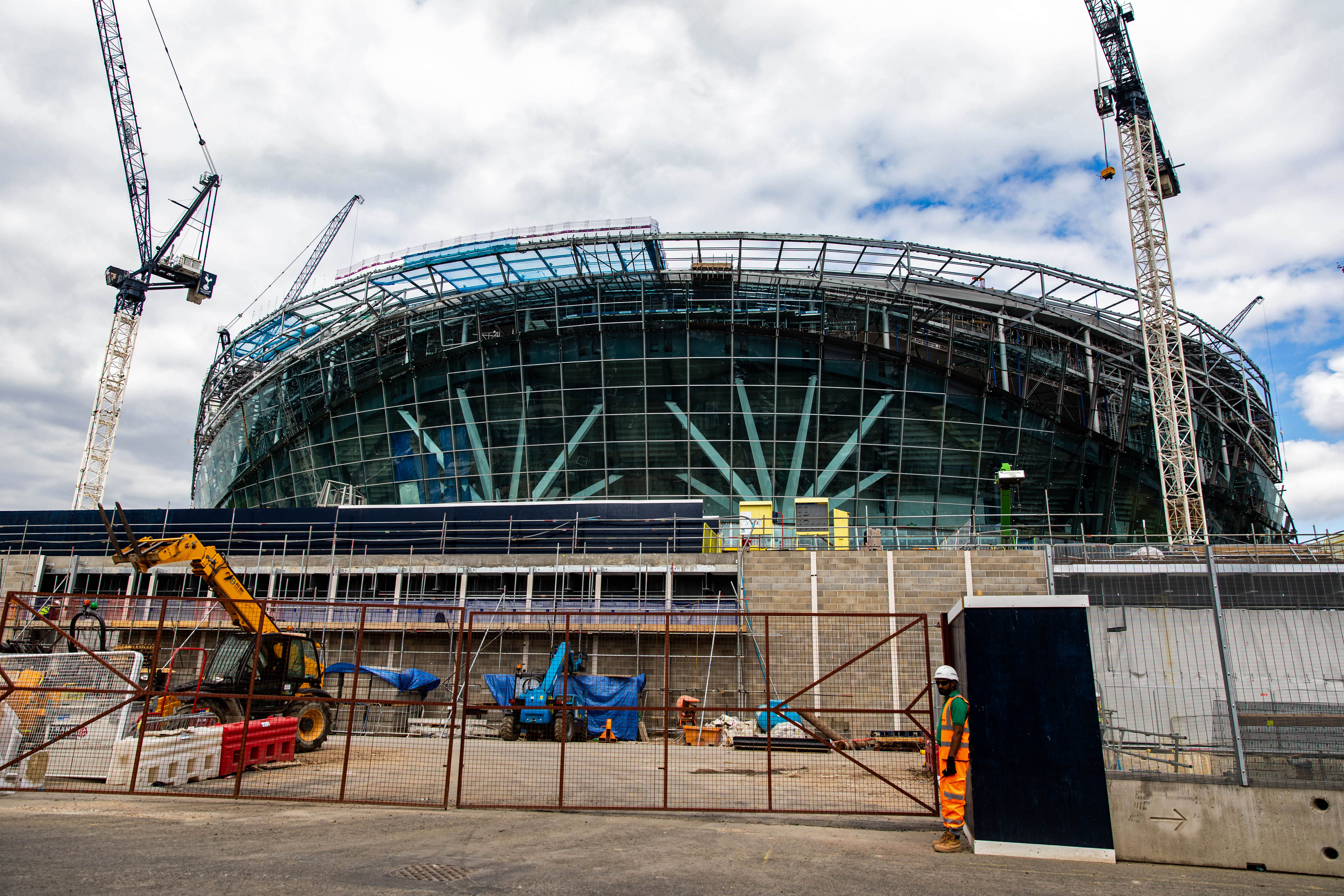 Tottenham Confirm Move To New Stadium Has Been Delayed