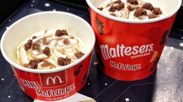 New App Launches That Tells You Which Mcdonald S Mcflurry Machines Are Working