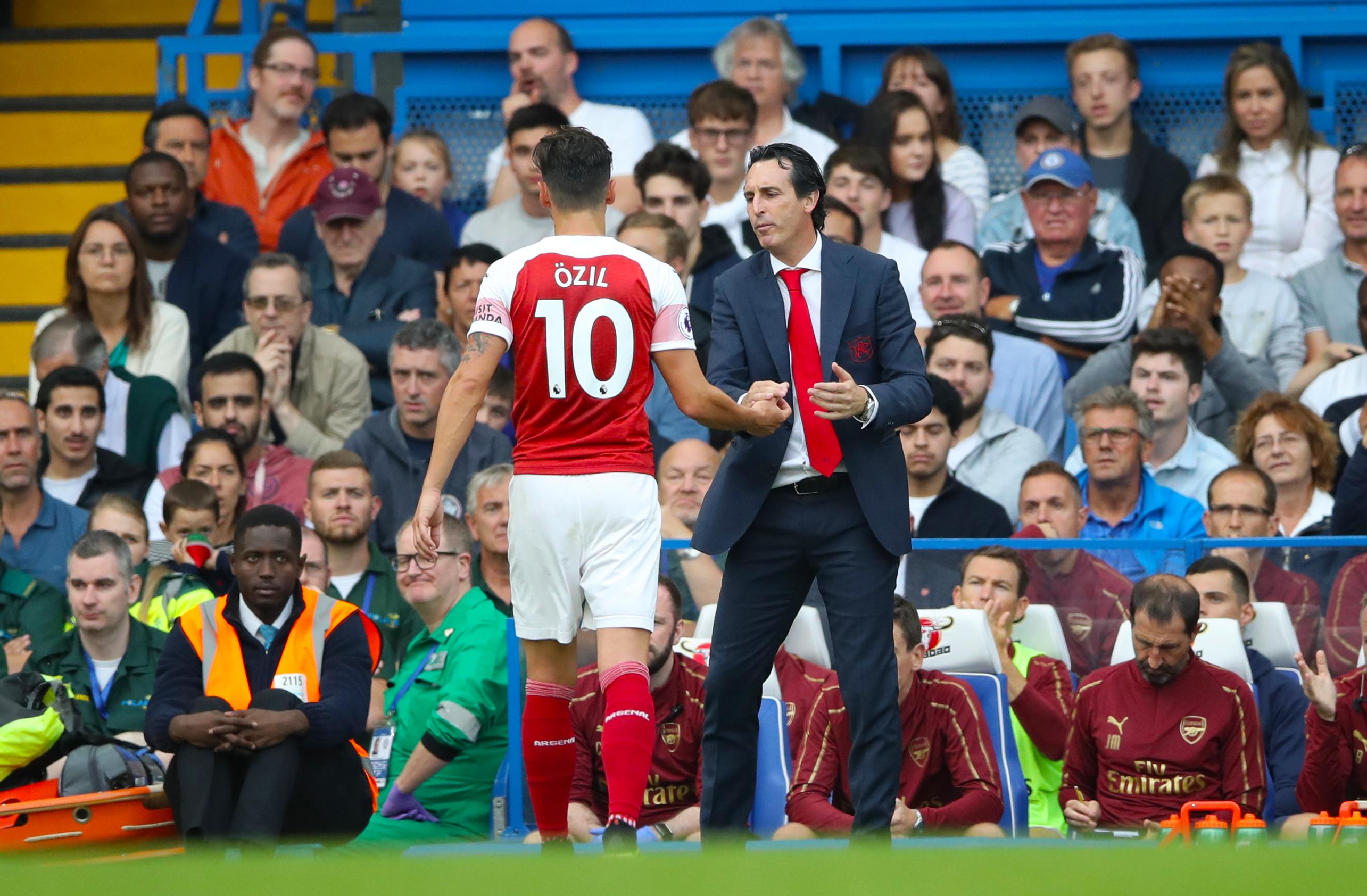Arsenal midfielder Henrikh Mkhitaryan: 'Unai Emery similar to Arsene Wenger'