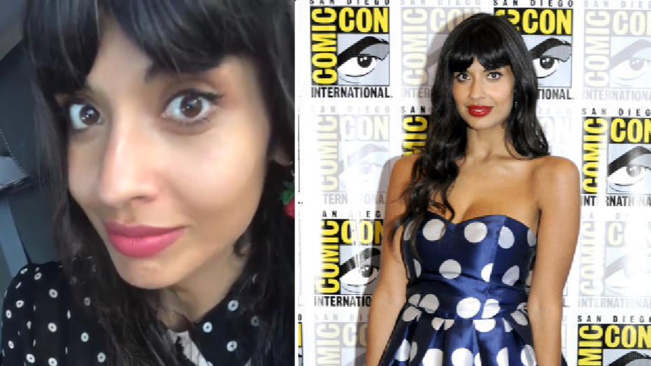 Jameela Jamil Shares Powerful Message About Men Who Publicly Body Shame Women